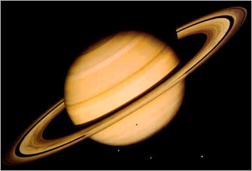 planete-saturne